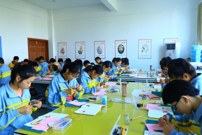 手工艺实践教室